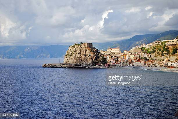 scilla - reggio calabria stock pictures, royalty-free photos & images