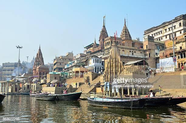 Scindia Ghat in Varanasi