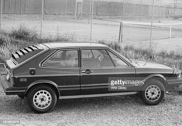 JUL 1980 26 Scirocco A Quick And Nimble Handler VWs Sports Car
