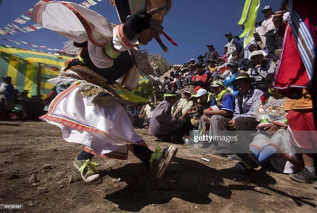 The scissor dance, a competitive ritual dance, is performed during dry months coinciding with the main phases of the agricultural calendar.