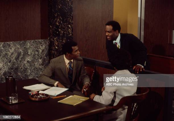 Scoey Mitchell Nipsey Russell appearing in the Walt Disney Television via Getty Images series 'Barefoot in the Park' episode 'Disorder in the Court'