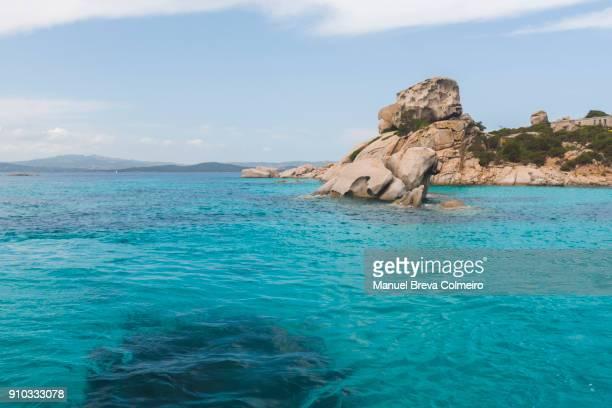 Scoglio della Strega, Sardinia