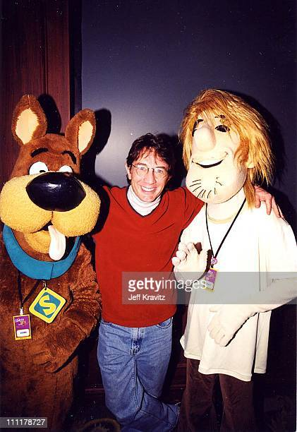 Scooby Doo Martin Short and Shaggy during 1999 USCAF in Aspen Colorado United States