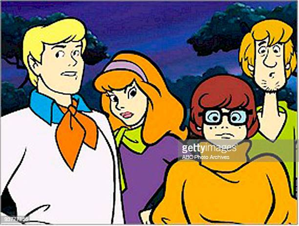 DOO 197686 198891 ScoobyDoo and his gang Fred Freddie Jones Daphne Blake Velma Dinkley and Norville Shaggy Rogers