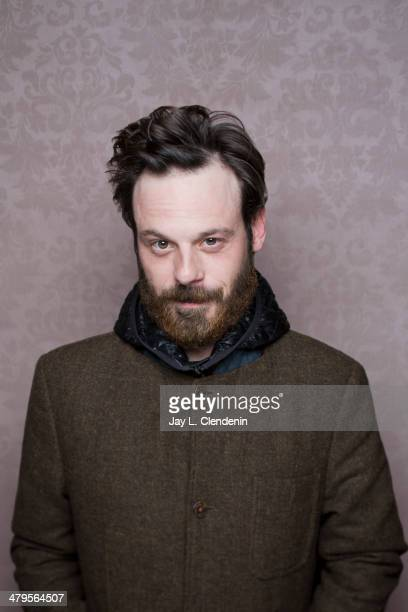 Scoot McNairy is photographed for Los Angeles Times on January 18 2014 in Park City Utah PUBLISHED IMAGE CREDIT MUST READ Jay L Clendenin/Los Angeles...