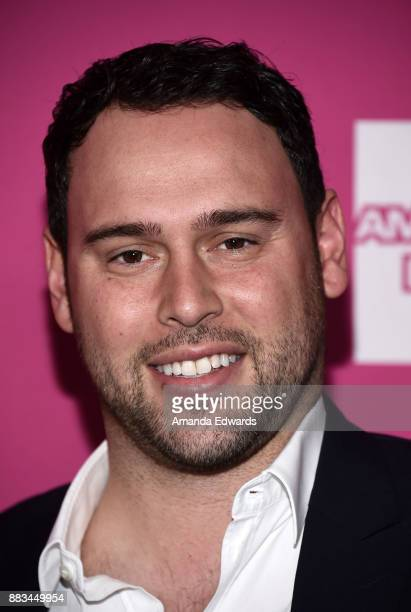 Scooter Braun arrives at Billboard Women In Music 2017 at The Ray Dolby Ballroom at Hollywood Highland Center on November 30 2017 in Hollywood...