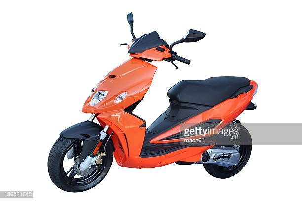 Scooter moped