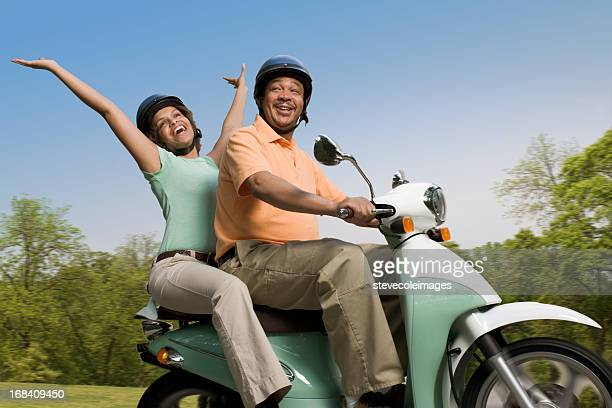 Scooter Couple