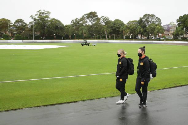 AUS: WBBL - Scorchers v Hurricanes