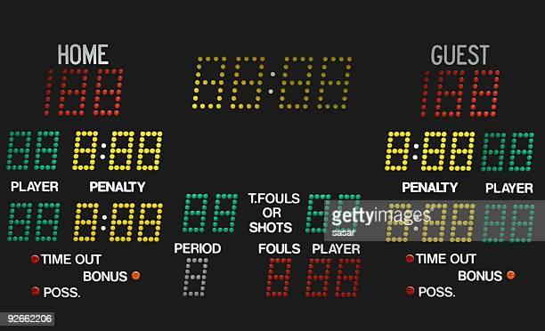 scoreboard - scoring stock pictures, royalty-free photos & images
