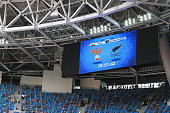 saint petersburg russia scoreboard reads fixture
