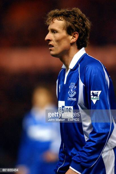 Scot Gemmill Everton