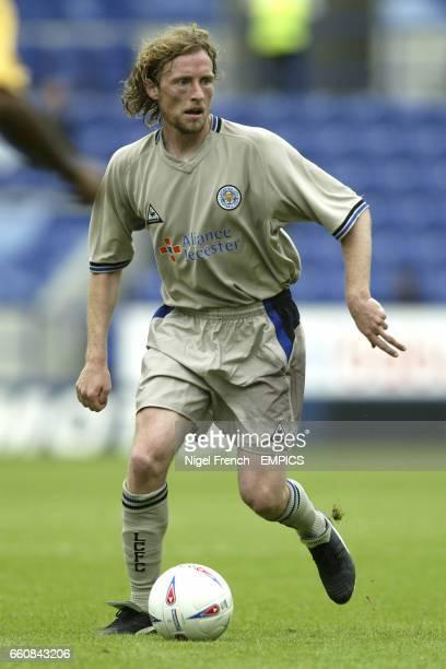 Scot Gemmill Leicester City