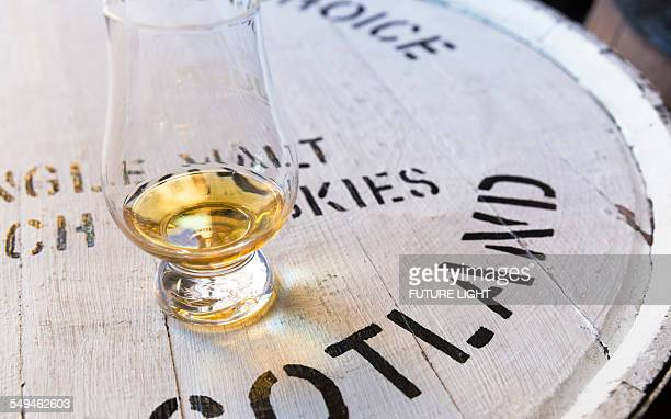 scotch whiskey tasting in edinburgh, scotland - scotch whiskey stock pictures, royalty-free photos & images