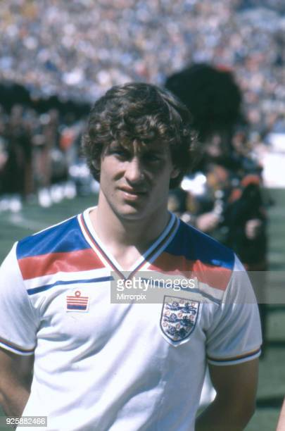 Scotland 02 England International match 24th May 1980 Kenny Sanson