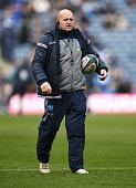 edinburgh scotland scotland coach gregor townsend
