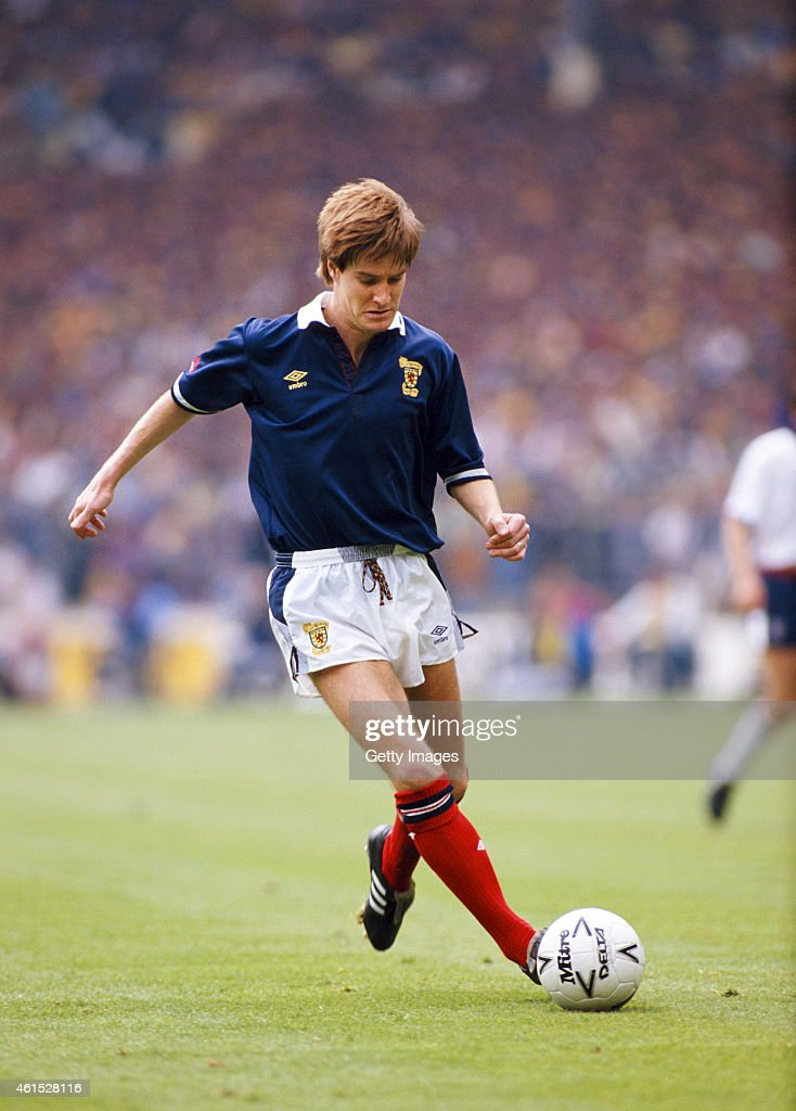 Richard Gough : News Photo