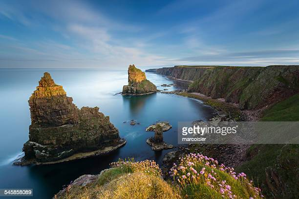 UK, Scotland, Duncansby Stacks