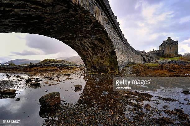 UK, Scotland, Eilean Donan Castle