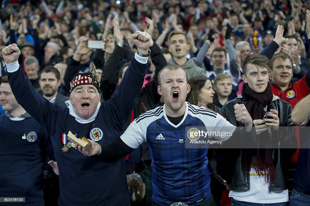 England vs Scotland - World Cup 2018 Qualifying : News Photo
