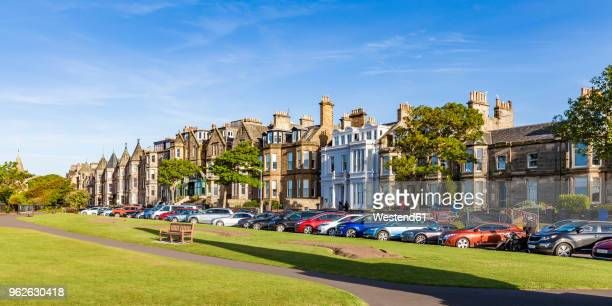 scotland, fife, st. andrews - st. andrews scotland stock pictures, royalty-free photos & images