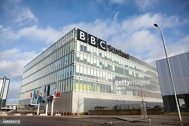 bbc scotland headquarters - theasis bildbanksfoton och bilder