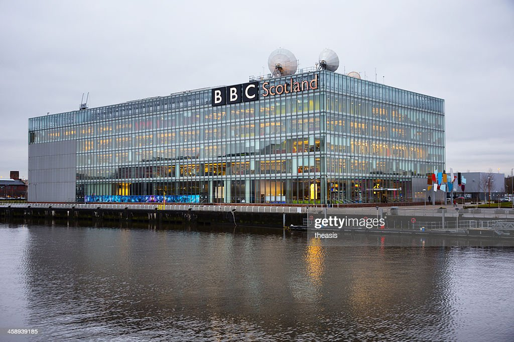 BBC Scotland Headquarters : Stock Photo