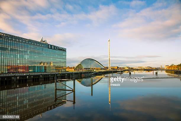 a bbc da escócia sede - theasis - fotografias e filmes do acervo