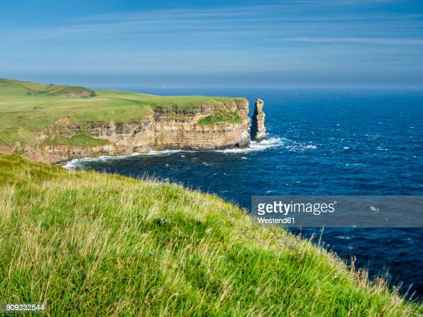 UK, Scotland, Highland, Caithness, North Coast 500, Duncansby Head