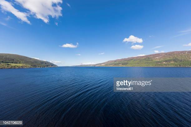 uk, scotland, loch ness - loch ness stock pictures, royalty-free photos & images