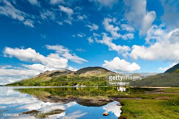 Scotland Loch Shiel