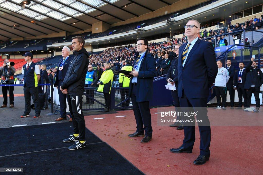 Scotland v Portugal - International Friendly : News Photo