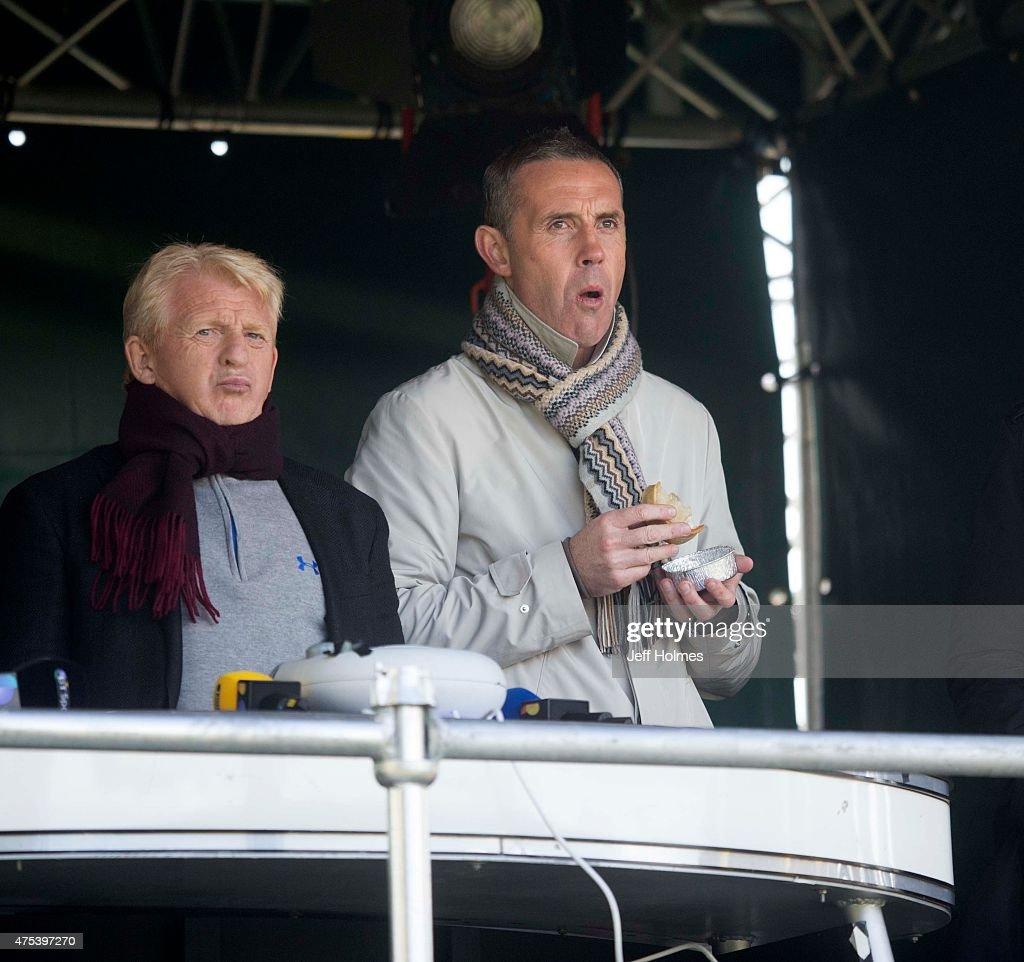 Motherwell v Rangers - Scottish Premiership: Play-Offs