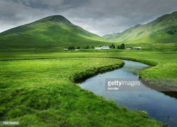 scotland - hill stock pictures, royalty-free photos & images