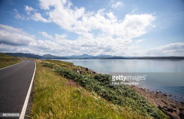 scotland - küstenlandschaft stock pictures, royalty-free photos & images