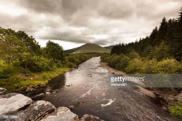 UK, Scotland, Trossachs National Park