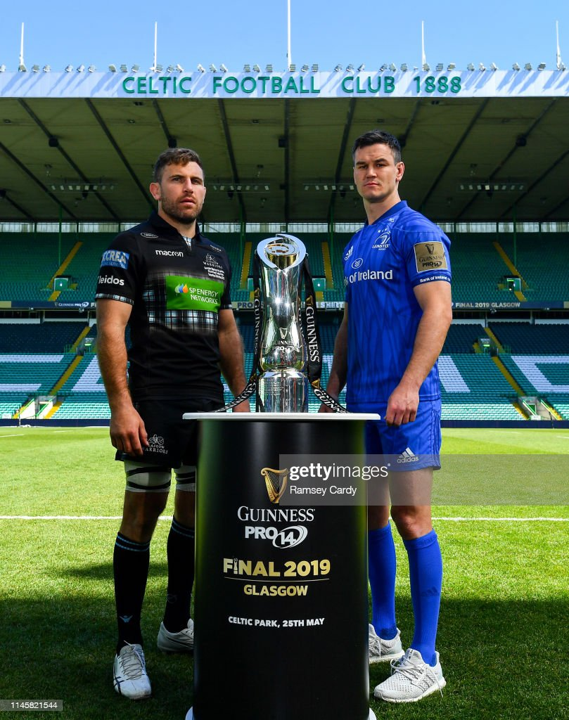 GBR: Guinness PRO14 Final Captain's Photocall