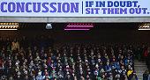 scotland united kingdom concussion advert during