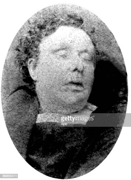 Scotland Yard photo showing Annie Chapman one of the victims of serial killer Jack the Ripper in September 1888 picture from Scotland Yard of Annie...