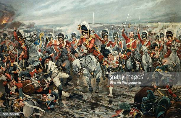 Scotland Yet On to Victory by Richard Caton Woodville II
