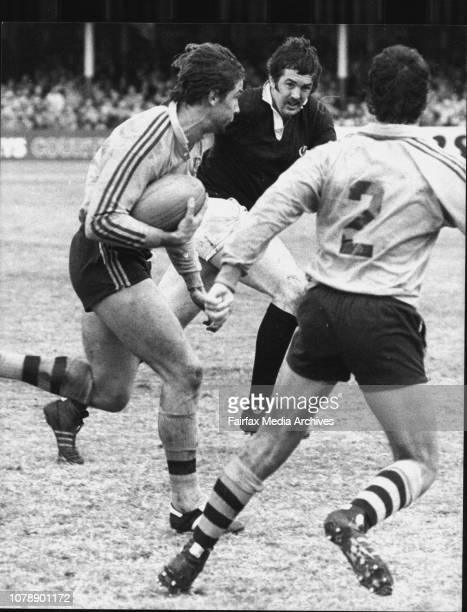 Scotland/Australia Union 2nd Test at SCGRoger Gould Rugby July 10 1982