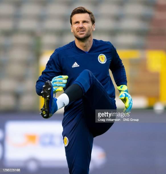 Scotland's David Marshall