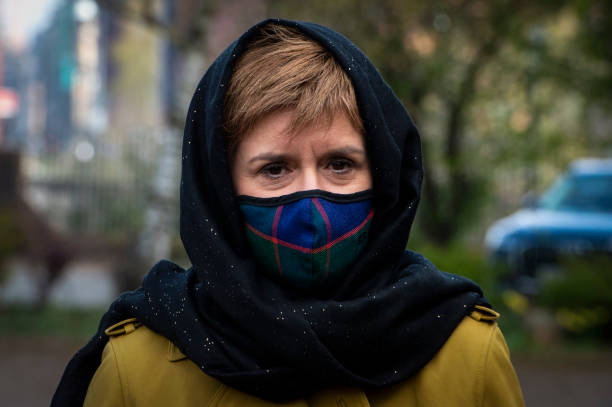 GBR: 2021 SNP Election Campaign