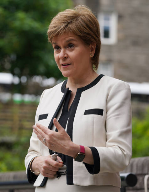 GBR: Scottish FM Meets With EU Citizens Who Received Immigration Support Amid Brexit