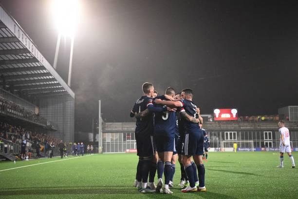 UNS: Faroe Islands v Scotland - 2022 FIFA World Cup Qualifier