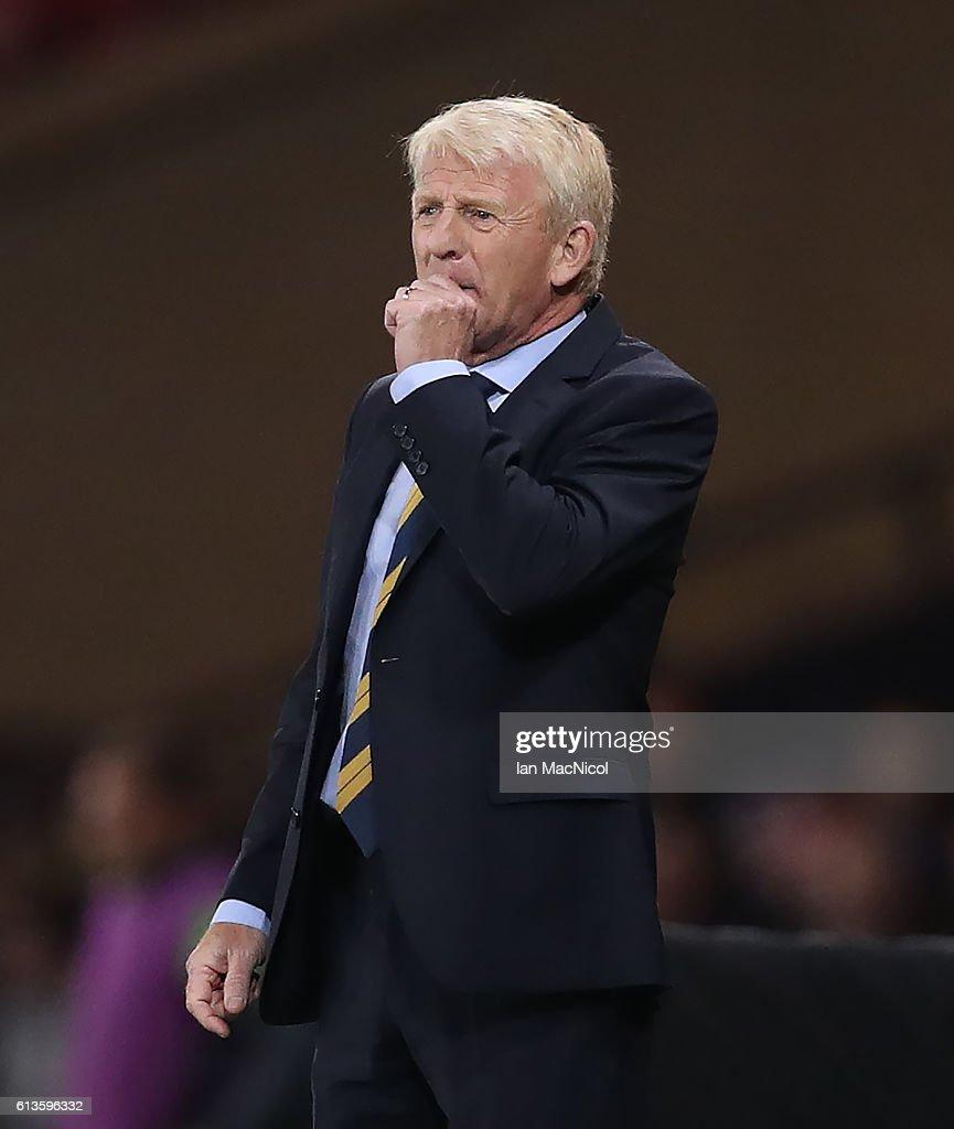 Scotland v Lithuania - FIFA 2018 World Cup Qualifier