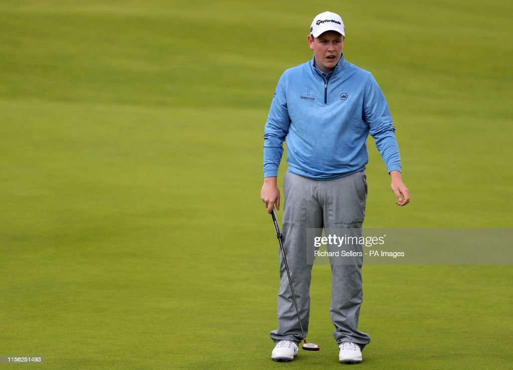 The Open Championship 2019 - Day One - Royal Portrush Golf Club : News Photo
