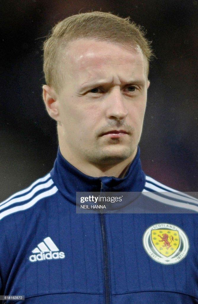 FBL-EURO-2016-FRIENDLY-SCO-HEADSHOT : News Photo