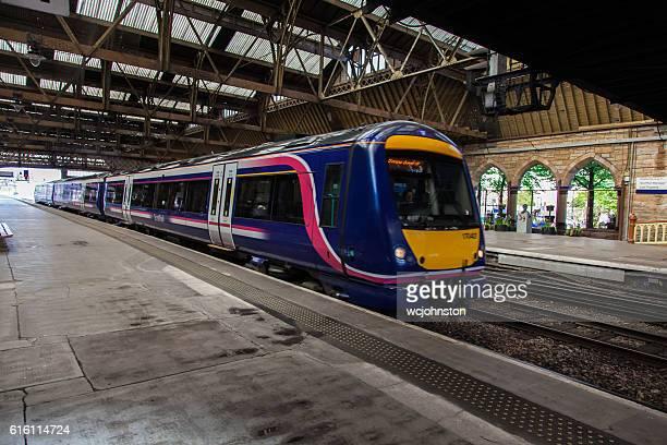 Scotrail Train Perth