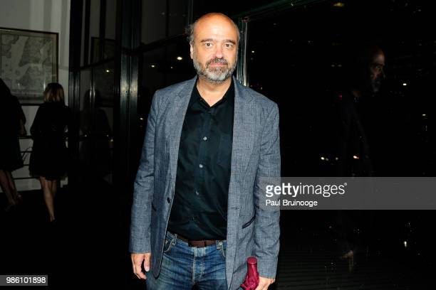 Scott Adsit attends The Cinema Society With Synchrony And Avion Host The After Party For Marvel Studios' 'AntMan And The Wasp' at The Water Club...